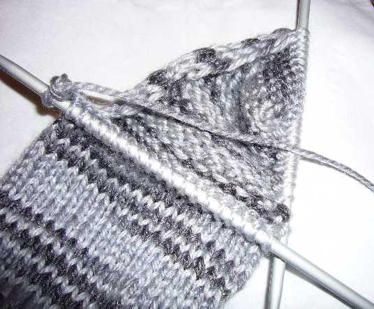 Pick Up Stitches Knitting Knit Witch : Downsizer: for a sustainable & ethical future - Quick and Chunky Sock Pat...