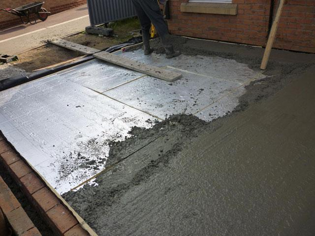 Insulating A Shed Floor