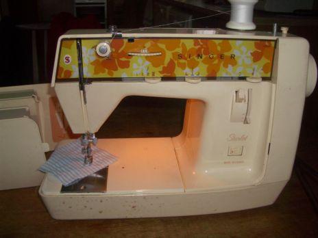 fs singer starlet sewing machine. Black Bedroom Furniture Sets. Home Design Ideas