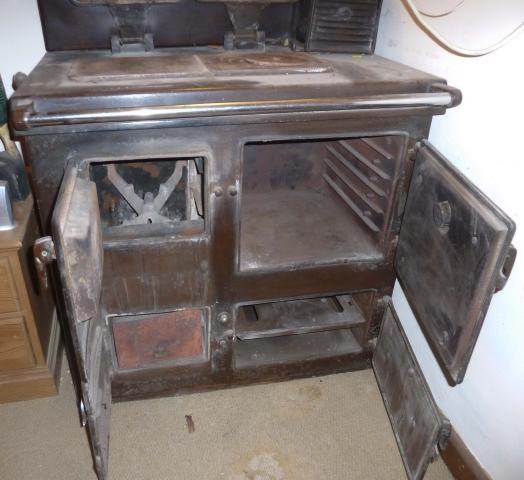 Rayburn Royal Boiler Model For Sale