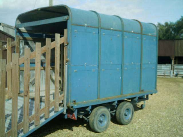 10ft ifor williams demountable trailer cambridgeshire